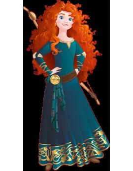 Stickers princesse disney Rebel