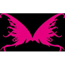Stickers ailes de Fée