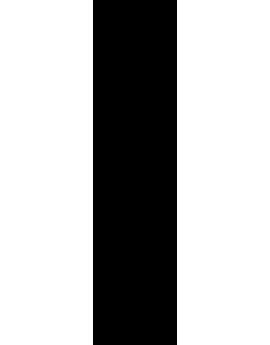 Stickers cœurs verticale