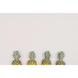 Poster 4 ananas