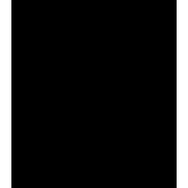 Stickers licorne géométrique
