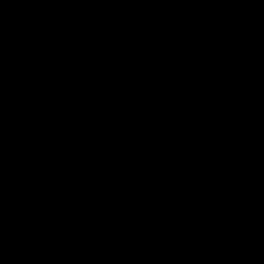 Stickers tête de Chien
