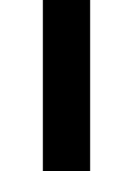 Stickers note de musique en forme de guitare électrique