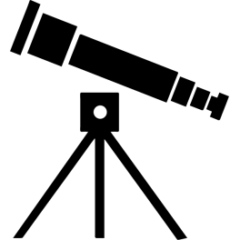 Stickers télescope