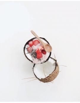 Poster noix de coco